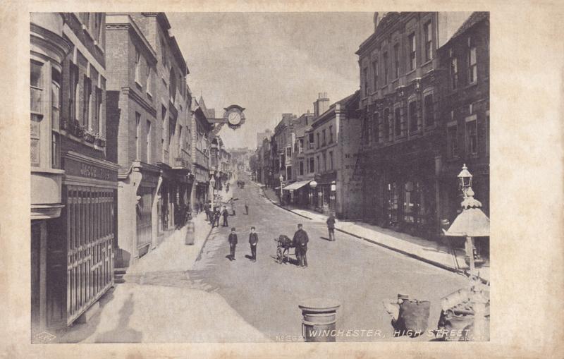 Winchester, High Street