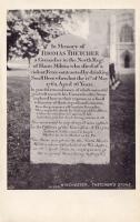565  -  Winchester, Thetcher's Stone