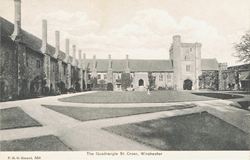 568  -  The Quadrangle, St. Cross, Winchester