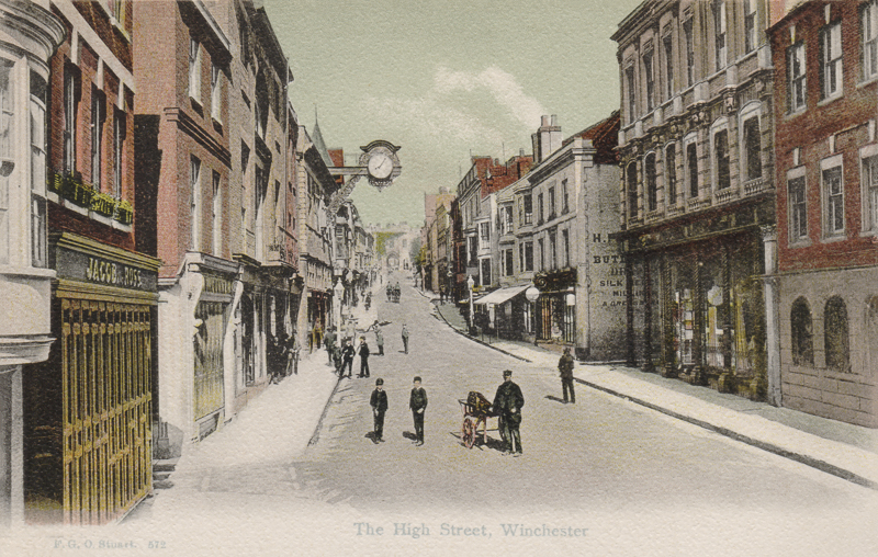 The High Street, Winchester