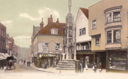 576  -  The City Cross, Winchester