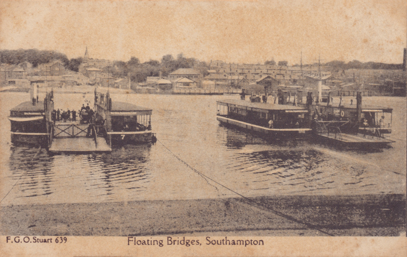 Floating Bridges, Southampton