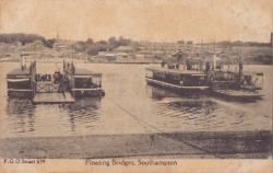 639  -  Floating Bridges, Southampton