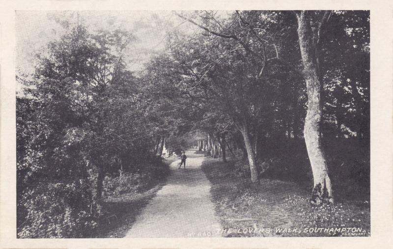 The Lovers Walk, Southampton