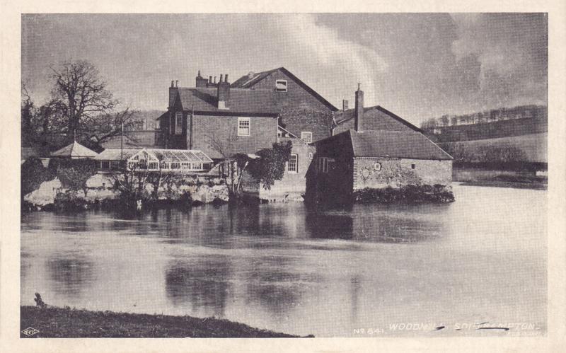 Woodmill, Southampton