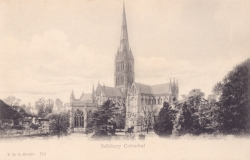 713  -  Salisbury Cathedral