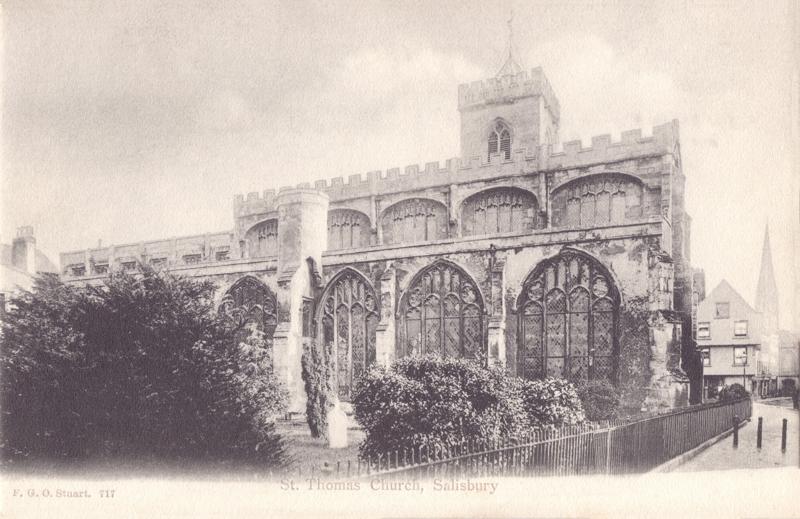 St Thomas Church, Salisbury