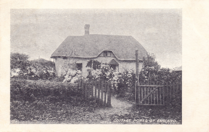 Cottage Homes of England