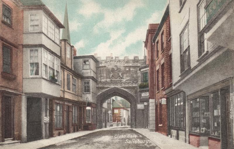 Close Gate Salisbury