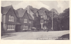 783  -  The Queens Head, Burley, New Forest