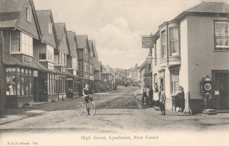 High Street, Lyndhurst, New Forest