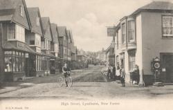 790  -  High Street, Lyndhurst, New Forest