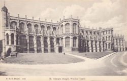 810  -  St. Georges Chapel, Windsor Castle