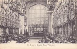 811  -  St Georges Chapel Choir, Windsor