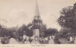 815  -  Stoke Pogis Church