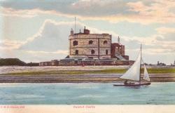 843  -  Calshot Castle