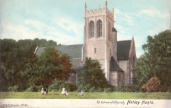 84  -  St Edward's Church, Netley, Hants