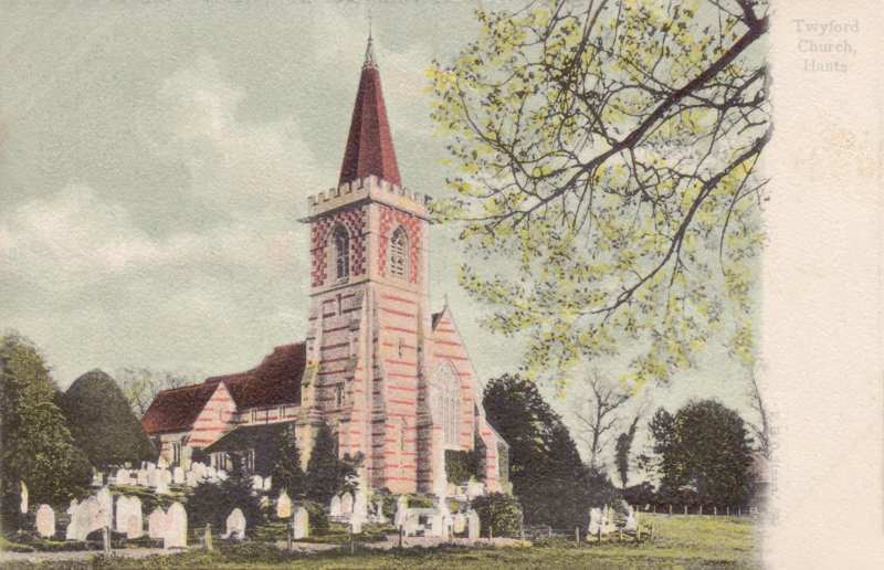 Twyford Church, Hants