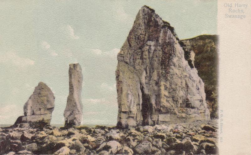 Old Harry Rocks, Swanage