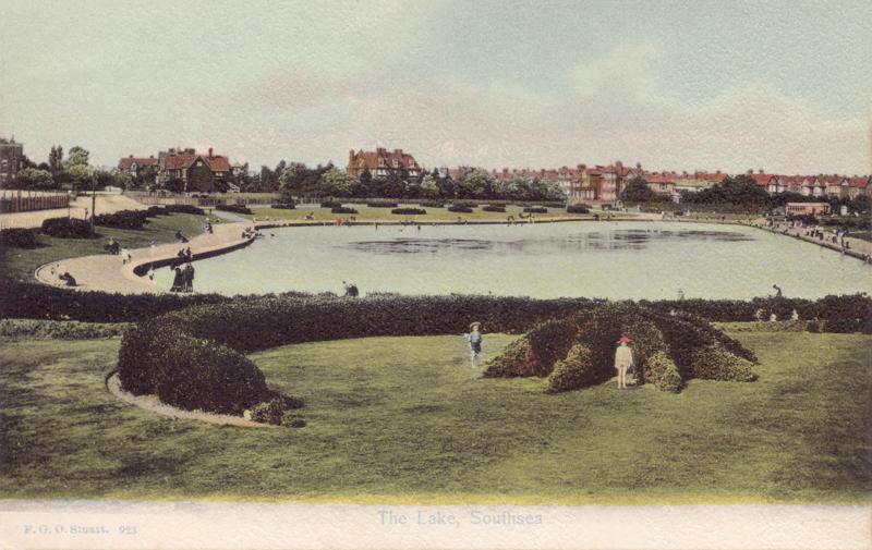 The Lake, Southsea
