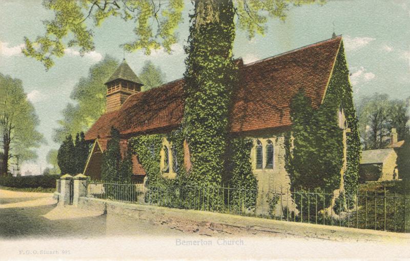 Bemerton Church