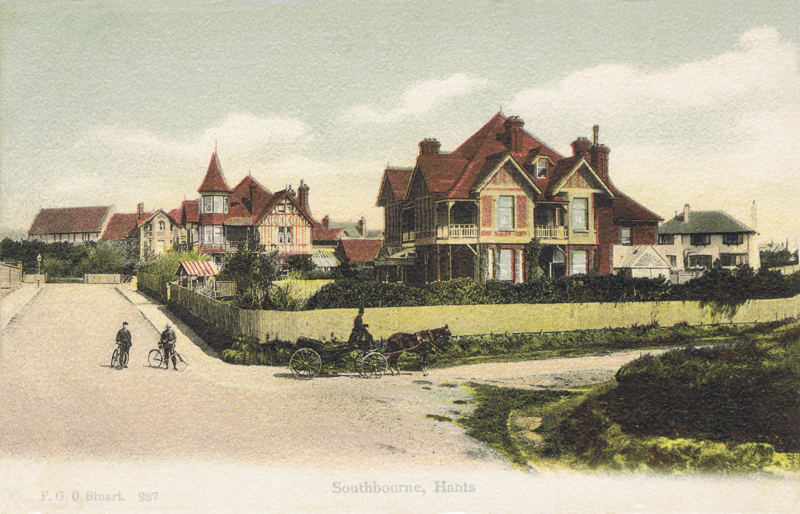Southbourne, Hants