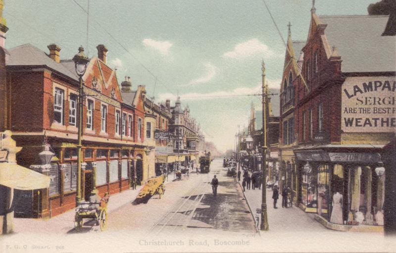 Christchurch Road, Boscombe