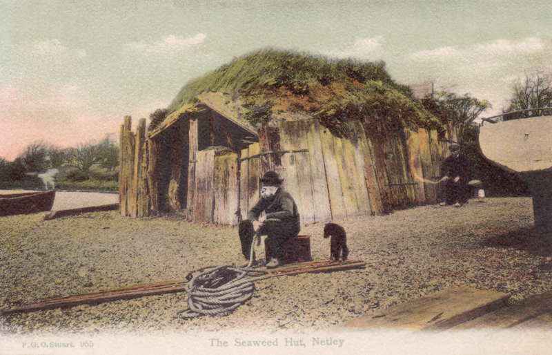 The Seaweed Hut, Netley