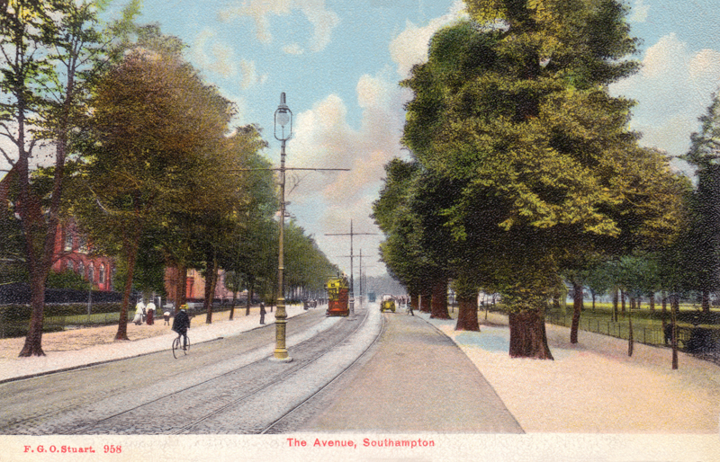 The Avenue, Southampton