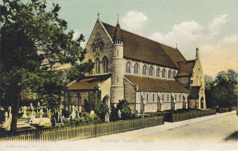 974  -  Eastleigh Church, Hants