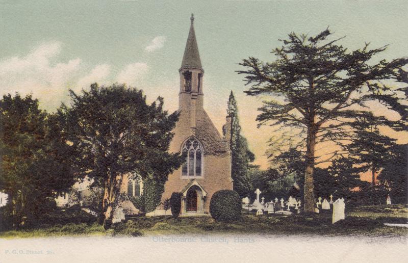 Otterbourne Church, Hants