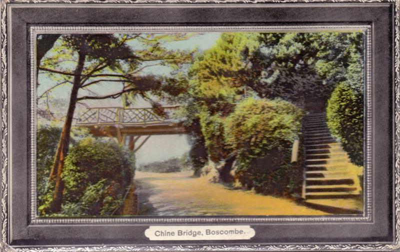 Chine Bridge, Boscombe