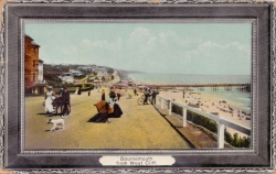 Bournemouth from West Cliff