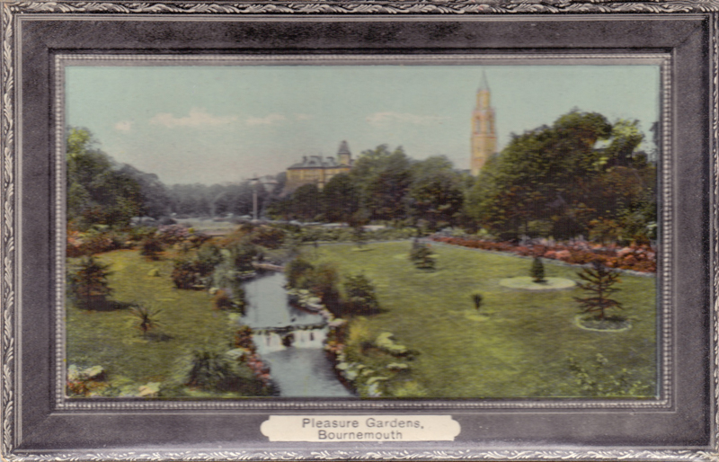 Pleasure Gardens, Bournemouth