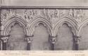 1468  -  The Chapter House, Salisbury