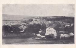 Hambledon from south
